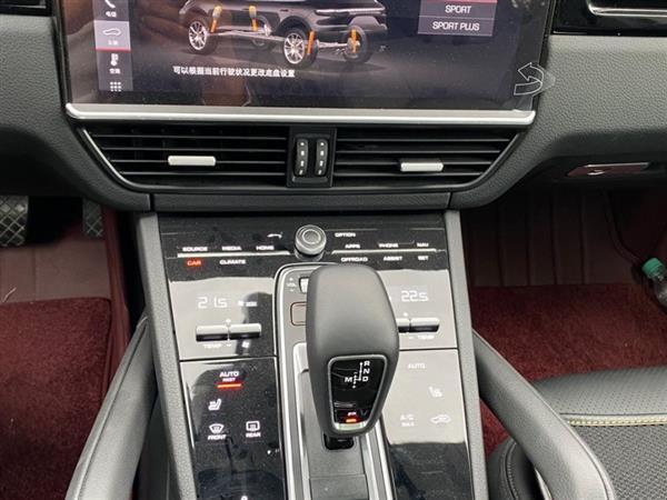 Cayenne 2018款 Cayenne 3.0T