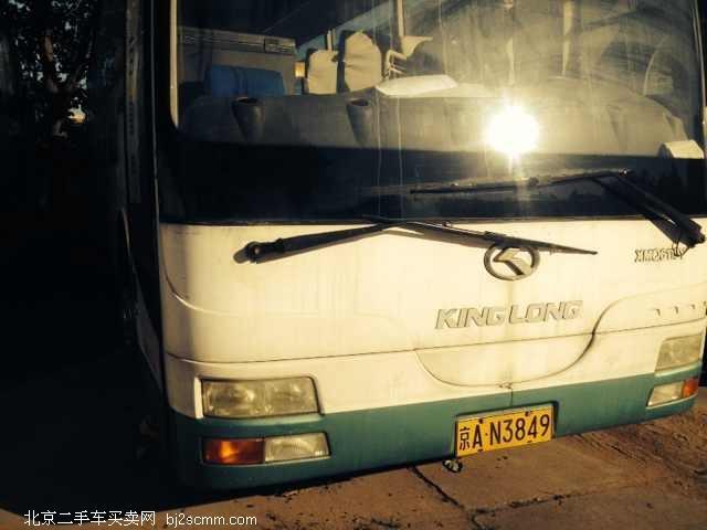 厦门金龙客车6119-10.5万元