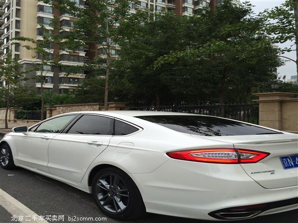 【2014年福特新蒙迪欧】2014年北京二手福特新蒙迪欧