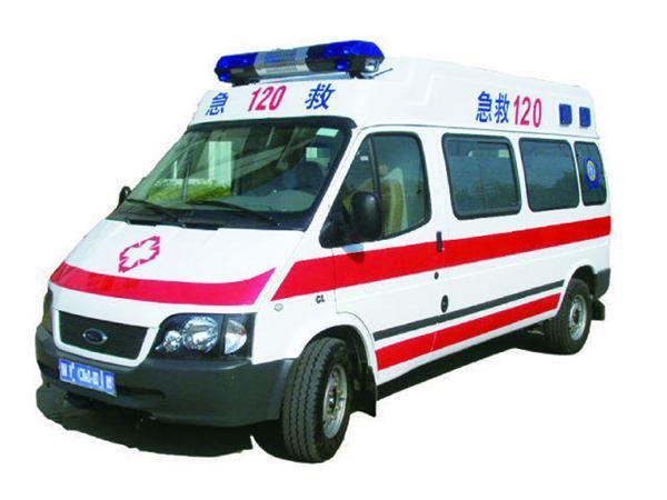 九龙救护车-14万元已售