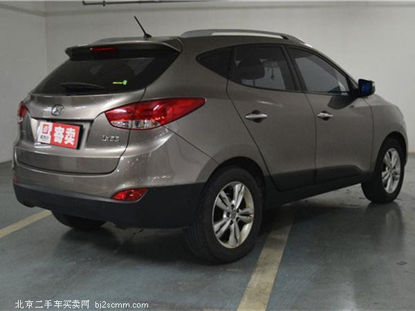 现代北京现代ix352010款 2.0l 自动两驱新锐版gl-11.58万元已售