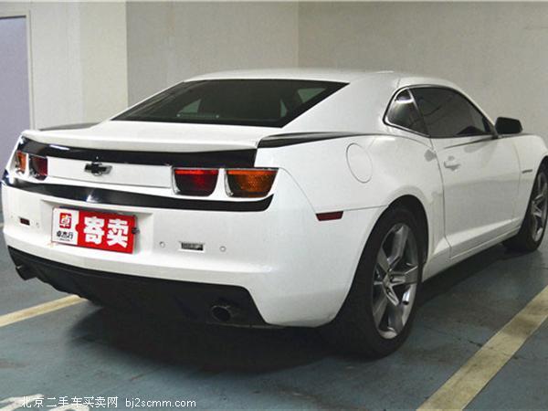 雪佛兰科迈罗camaro2011款 3.6l 传奇性能版-25.8万元已售