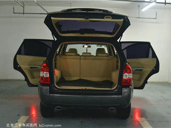 【2012年现代途胜2009款 2.0l 自动两驱天窗型】2012