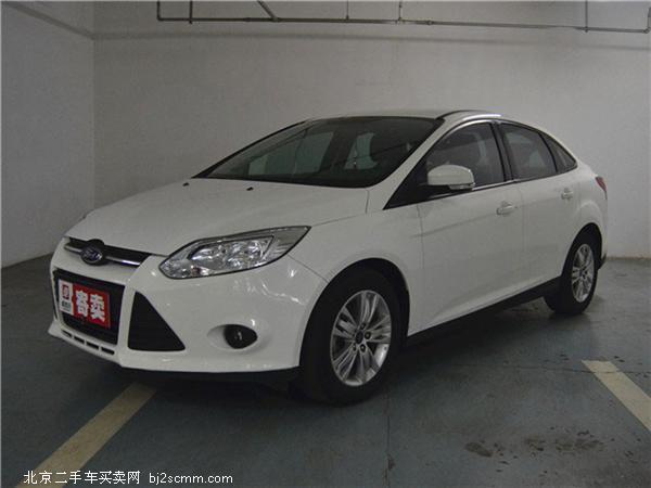福特福克斯2012款 三厢 1.6L 自动舒适型