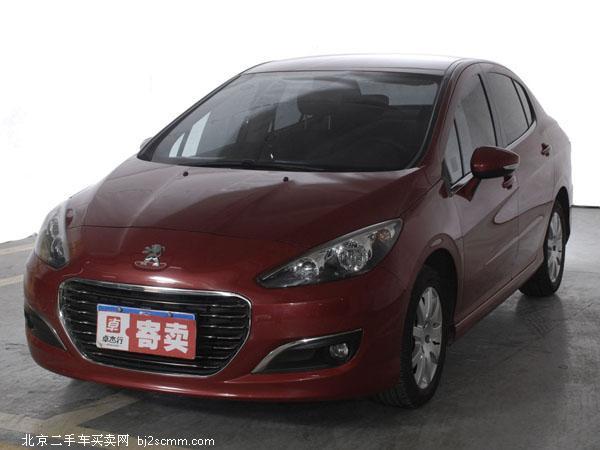 标致标致3082013款 1.6L 自动优尚陈坤出色版