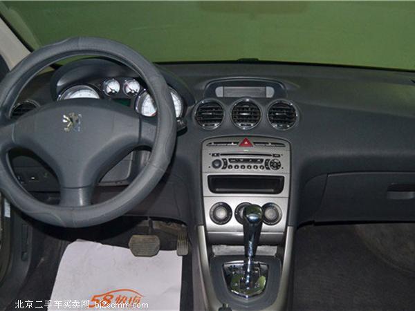 标致标致4082010款 1.6l 自动舒适版-5.78万元已售