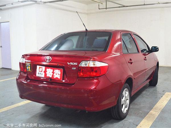 丰田威驰03款 1.5l 手动-1.68万元