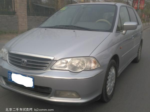 本田奥德赛2004款 2.4L 豪华型