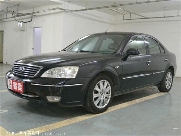 福特蒙迪欧2006款 2.0l 精英版-2.68万元