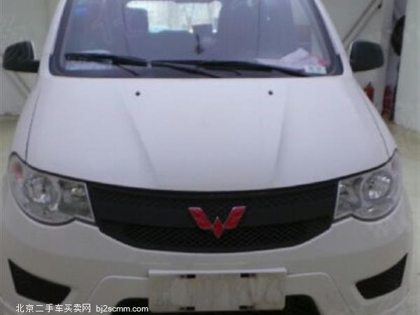 五菱汽车 五菱宏光 2015款 1.5L S基本型