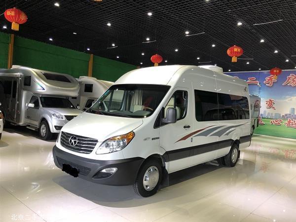 江淮 星锐 2013款 2.8T 5系旅行版