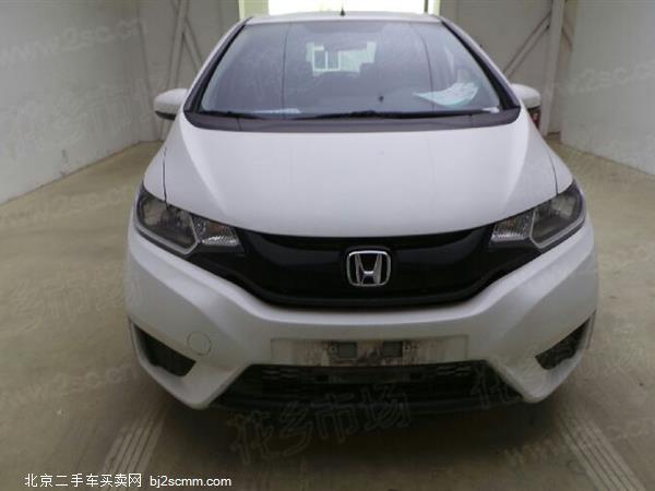 本田 飞度 2014款 1.5L SE CVT时尚型