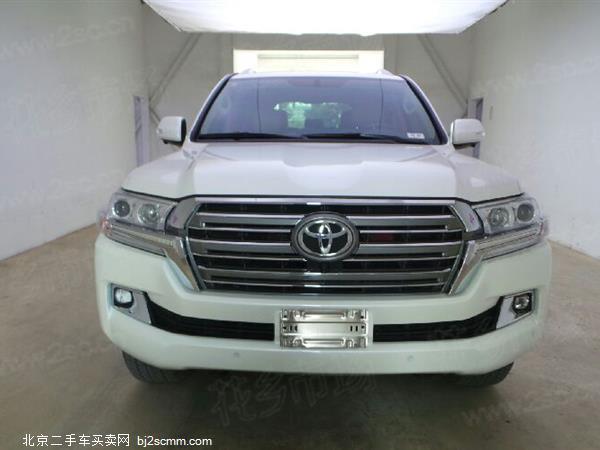 丰田 兰德酷路泽(进口) 2015款 4.0L V6 中东限量版