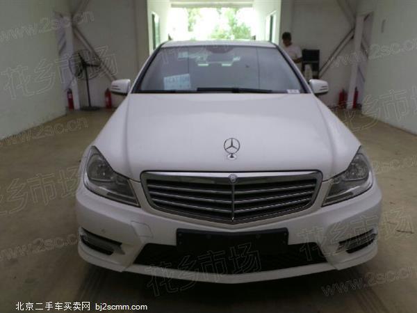 奔驰C级 2013款 C 260 CGI 时尚型