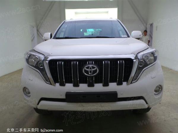 丰田 普拉多 2014款 4.0L 自动TX-L NAVI