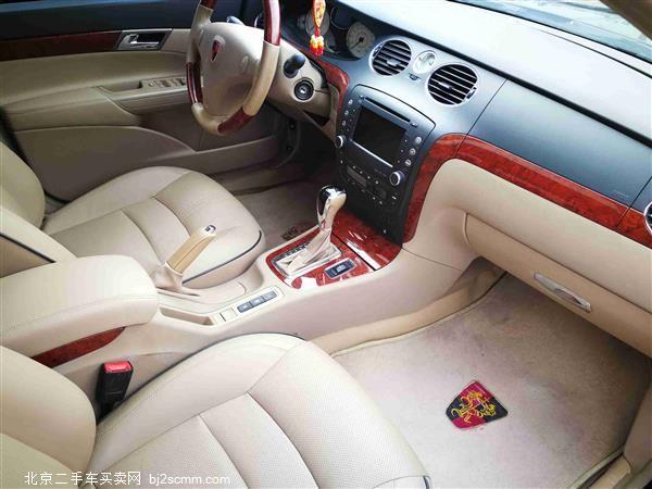 荣威750 2009款 1.8T 750S 迅雅版AT