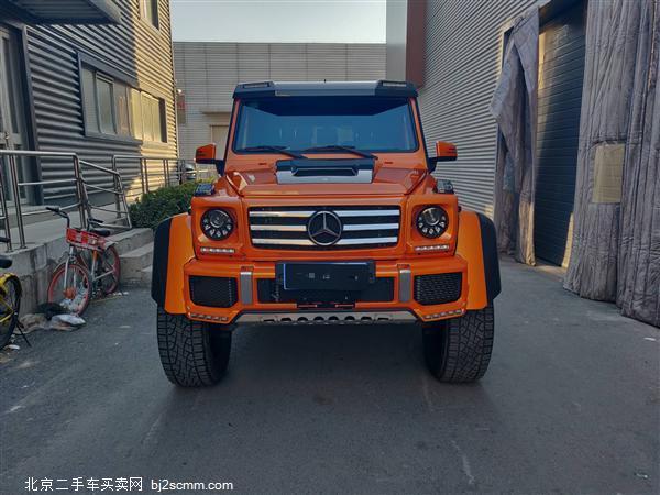 2017款 奔驰G级 G500 4x4²(美规)