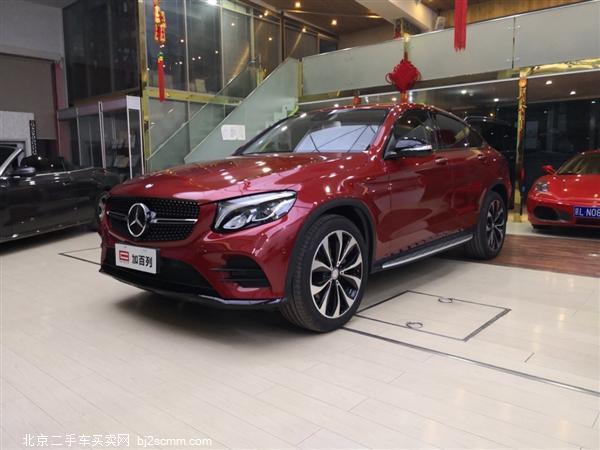 2017款 奔驰GLC(进口) GLC 260 4MATIC 轿跑SUV