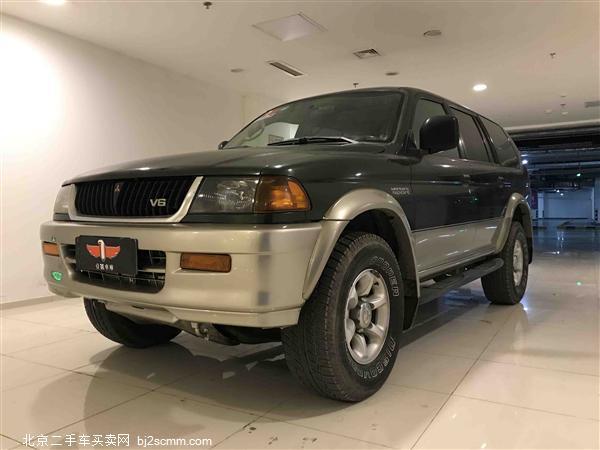 三菱 1996款 帕杰罗(进口)  2.4L