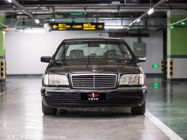 奔驰S级 1995款 S320