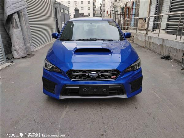 斯巴鲁 翼豹 2014款 2.5T WRX STi三厢