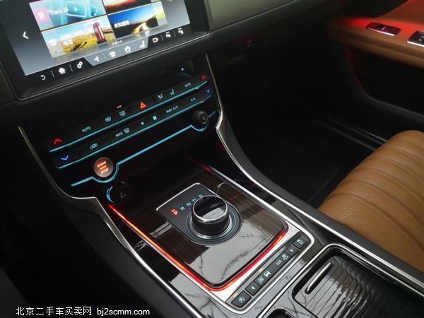 2017款 捷豹XFL XFL 3.0 SC 340PS 奢华版