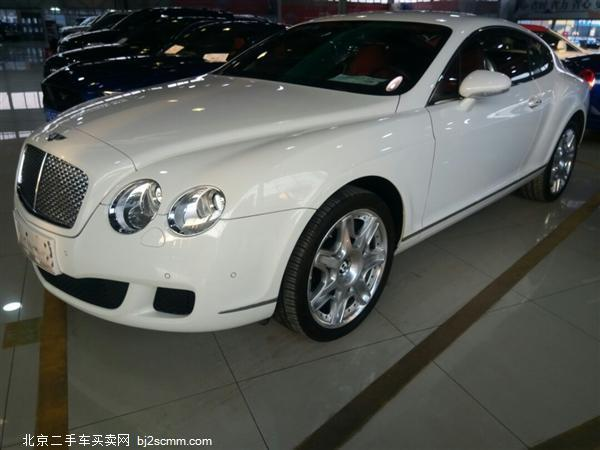 宾利 2008款 欧陆 GT Speed 6.0