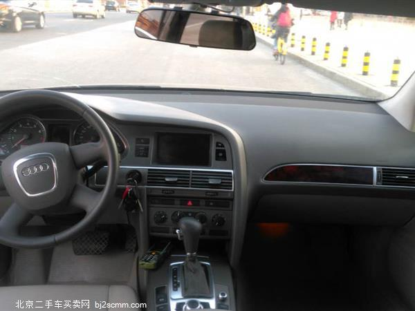 奥迪A6L 2005款 2.0T 自动标准型