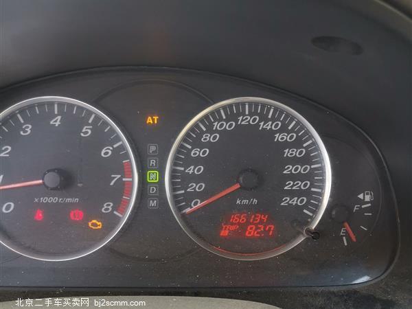马自达6 2004款 2.3L 自动豪华型