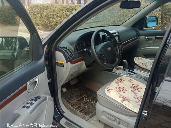 现代 新胜达(进口) 2009款 2.7 豪华型