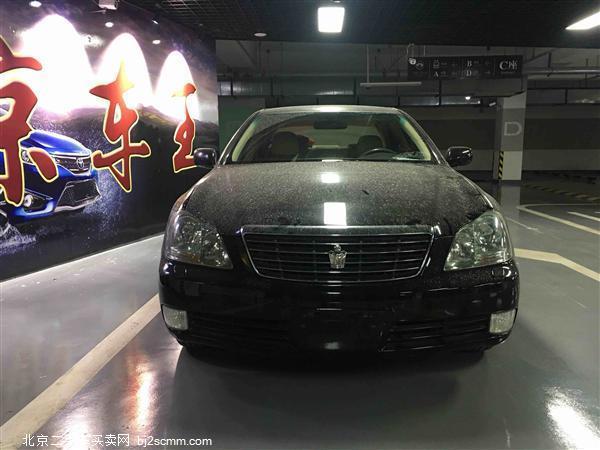 丰田 皇冠 2006款 2.5L Royal 真皮版