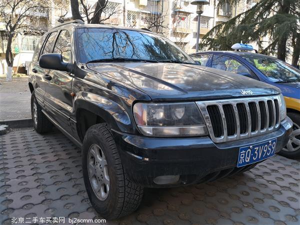 Jeep 大切诺基 2004款 4000 舒适型