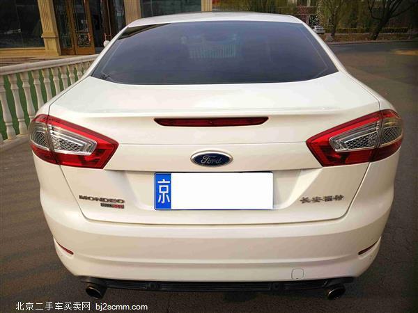 福特 致胜 2013款 2.3L 时尚型