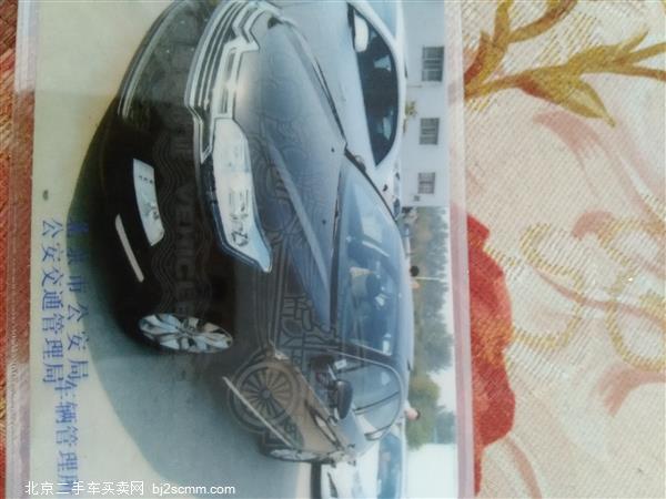 雪铁龙 雪铁龙C5 2013款 2.3L 自动尊驭型