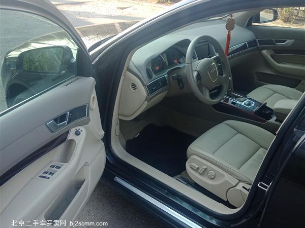奥迪A6L 2008款 2.4L 尊贵型