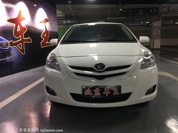 丰田 威驰 2008款 1.6L GLX-i 天窗版 AT