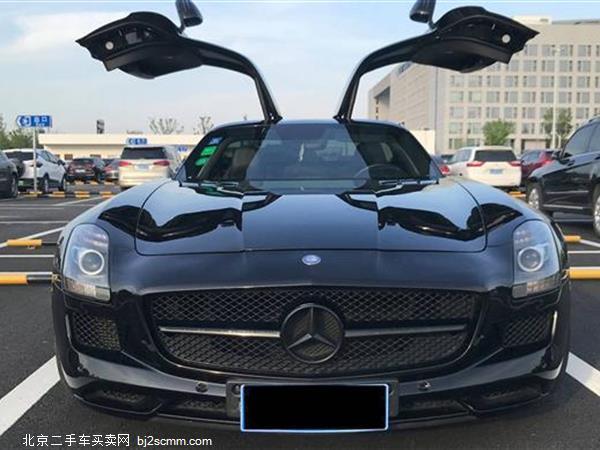 奔驰SLS级AMG 2011款 SLS AMG