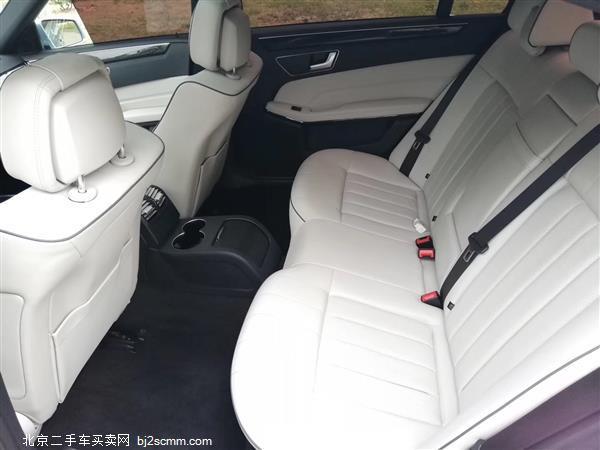 奔驰E级 2015款 改款 E 180 L 运动型