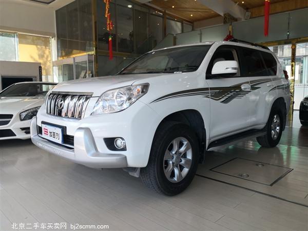 丰田 普拉多 2010款 4.0L TX-L